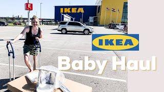 Ikea Shop With Me | Minimalist Baby Haul | Ikea Baby Haul | Minimalism