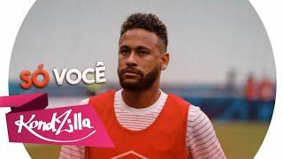 Neymar Jr - SO VOCÊ VEM REBOLA VEM (Léo Santana, Rogerinho e Kevinho)