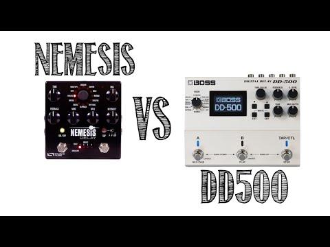 Nemesis vs DD500 - Default Modes