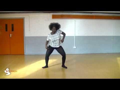 SHALLAHNI ROSE (ERUPT DANCERZ) VYBZ KARTEL- PRETTY POSITION UK DANCEHALL DANCERS