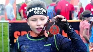 SPARTAN KIDS-Junior, Liberec 2016