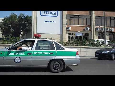 Baku azerbaijan road trip by taxi