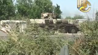 АТО: БТР-4 в бою під Слов
