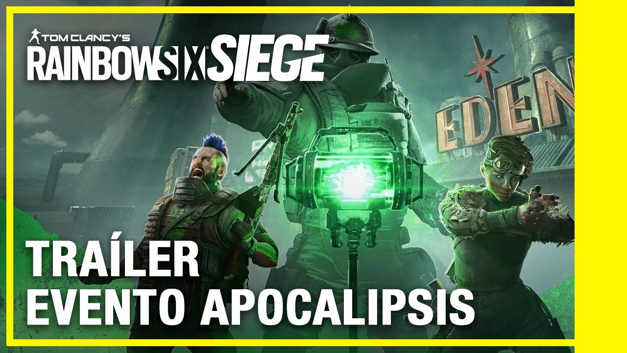 Rainbow Six Siege - Evento Apocalipsis Tráiler | Ubisoft LATAM