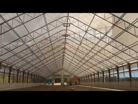 Repeat ClearSpan Fabric Building Tips: Installing Keder