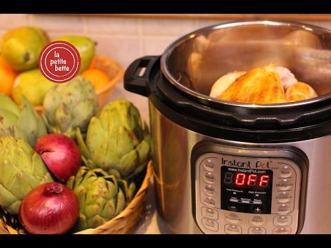 🍗cuire-3-poulets-avec-le-instant-pot-?!-🍗auto-cuiseur-électrique
