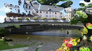 1376 La Roche-en-Ardenne, Wandelgids Zuid-Limburg