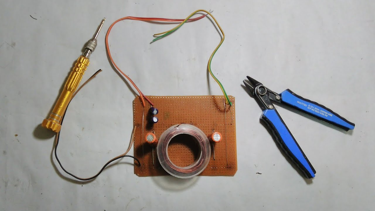 medium resolution of home made 200watt 2 way crossover easily hindi and english tutorial circuit guru