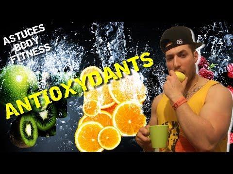 LES ANTIOXYDANTS : Les Meilleurs Aliments ( Anti-radicaux libres )