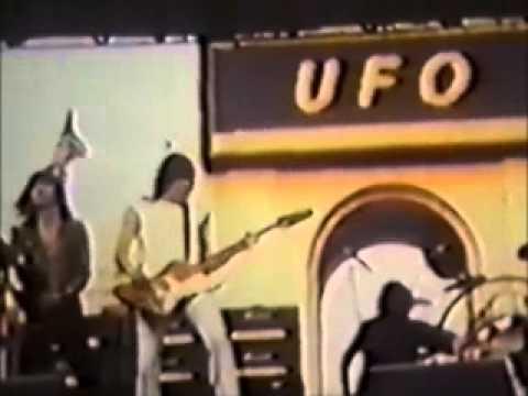 UFO 8mm California World Music Festival 1979