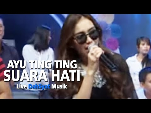 Ayu Ting Ting - Suara Hati [Live dahSyat Musik 9 September 2015]