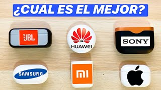 AirPods Pro vs Galaxy Buds, FreeBuds 3, Sony WF 100XM3, AirDots Pro | MEJORES AURICULARES BLUETOOTH