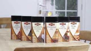 Liberon wood preparation tutorial