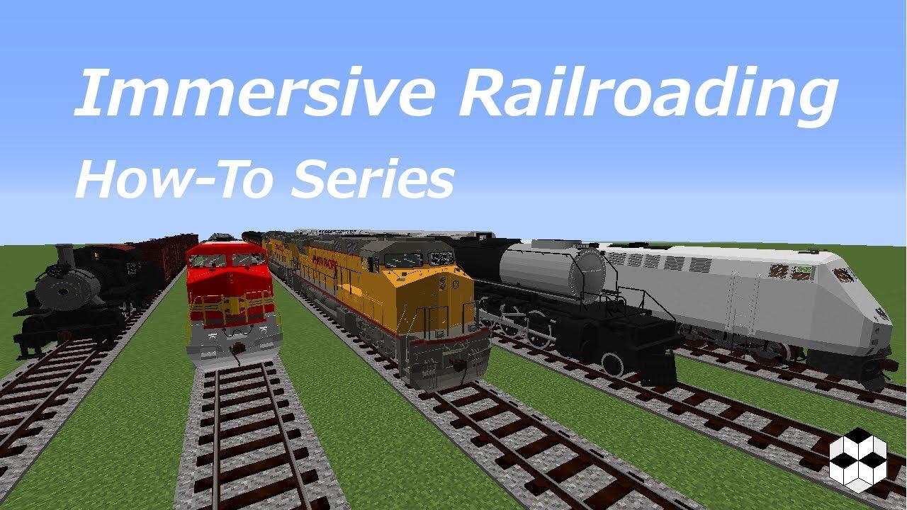 [Immersive Railroading How-To: Part 2] Ingame Setup and Basics