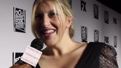 Actress TARA SUMMERS Interviews at The Golden Globes 2014!