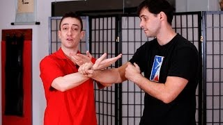How to Do Taan Sau aka Palm Up Hand | Wing Chun