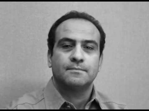 Essam Zakarea by Gérard Courant - Cinématon #2389