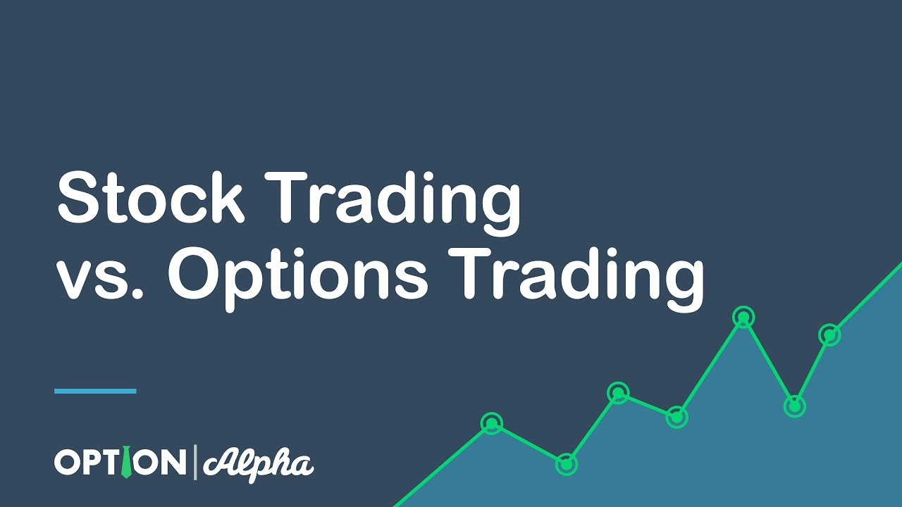 Stock market game options trading