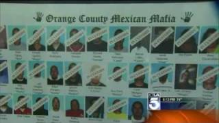 ORANGE COUNTY MEXICAN MAFIA aka LA EME TAKEDOWN