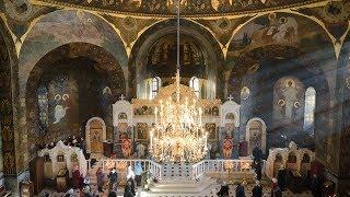 Светлое Христово Воскресение Полунощница Пасхальная Заутреня и Литургия