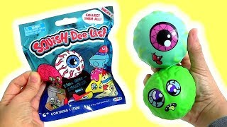 Squish-Dee-Lish Blind Bags Toys Surprises