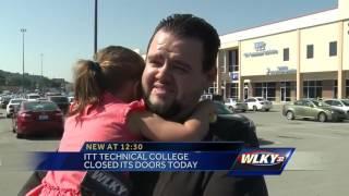 ITT Tech Campuses Close