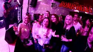 THE BOMBSHELLS Live
