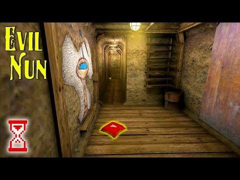 Полное прохождение всех глав игры | Evil Nun 1.5.2