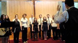 Were You There (When They Crucified My Lord) - A Cappella Choir