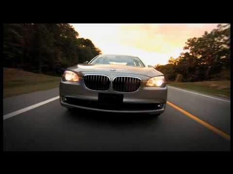 2009 BMW 7 Series F01/F02 Driving Innovations - Never Stand Still promotional video
