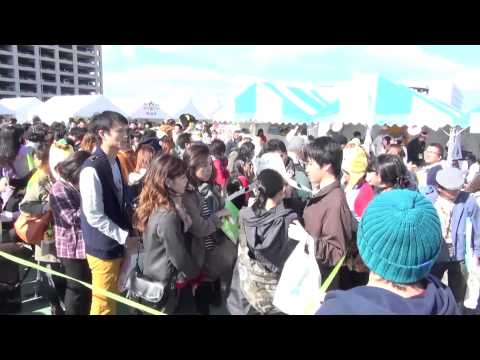 ゆるキャラグランプリ2014!!ぐんまちゃん一般投票1位!グランプリ決定の瞬間に向けてぐんまがスキのyoshimiも応援!