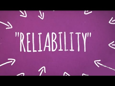 Psychological Assessment- Lesson 5 - Psychometric Property : Reliability