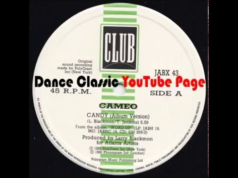 Cameo - Candy (Album Version)