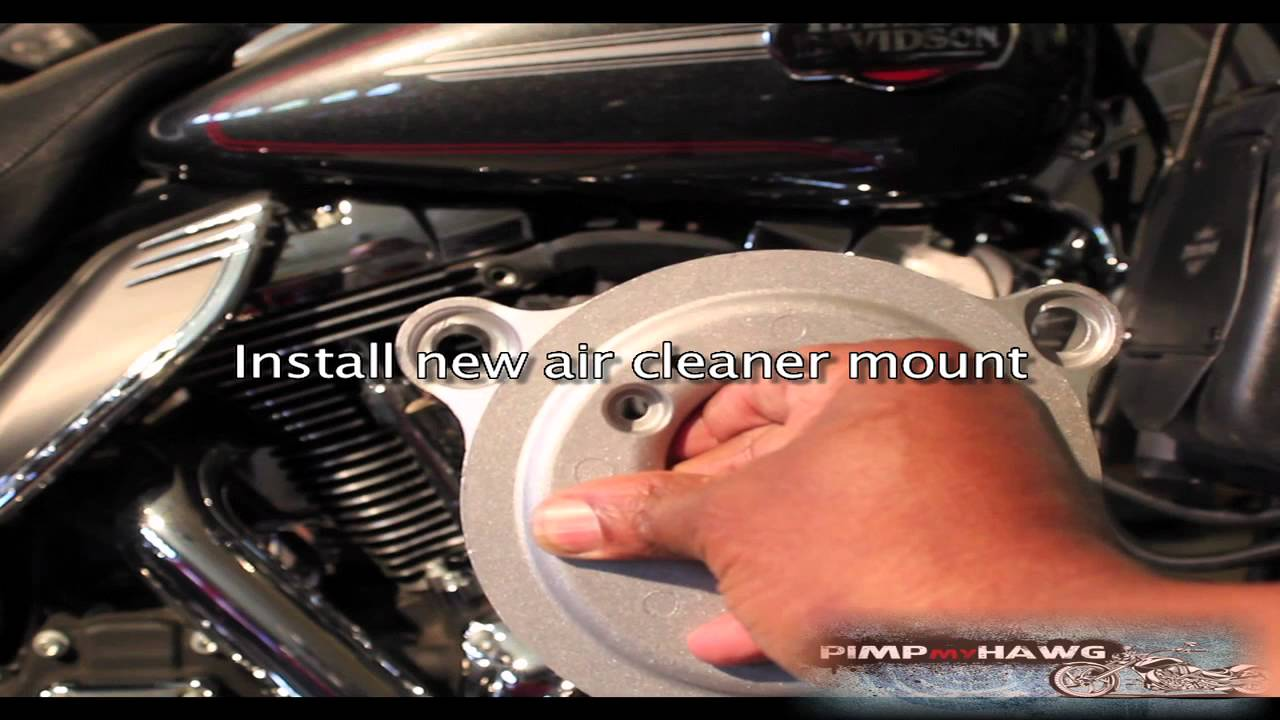 Screaming Eagle Stage 1 Kit Install Youtube