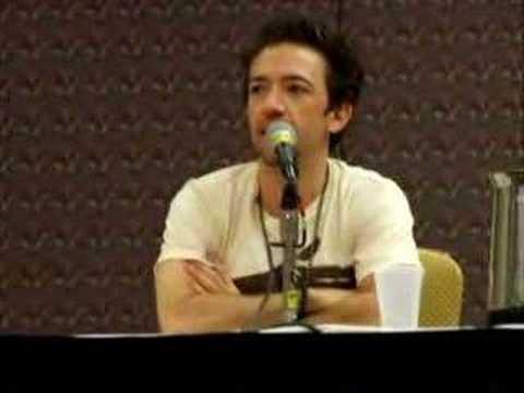 David Faustino talks about him and Christina Applegate