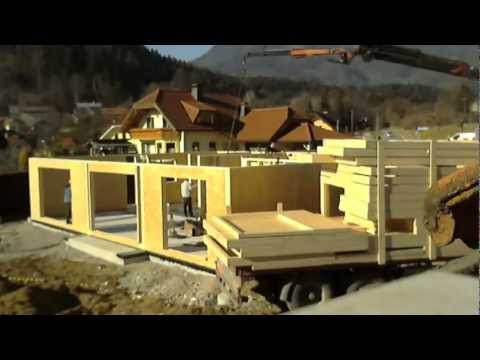 brunarice unilog log home slovenia chainsaw master doovi. Black Bedroom Furniture Sets. Home Design Ideas