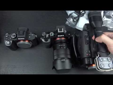 Sony A7R II Unboxing