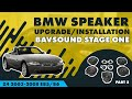 BAVSOUND - 2/2: BMW Z4 '03-'08 (E85/86) - Bavsound Stage One Speaker Upgrade Install