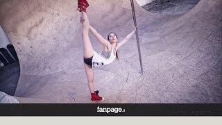 Ho conosciuto Valeria campionessa italiana di Pole Dance e mi sono innamorato