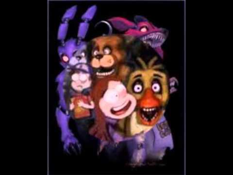 Картинки-Видео пять ночей с мишкой Фредди