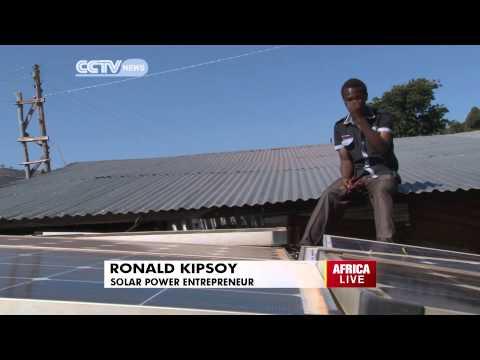 Uganda Solar Energy Potential