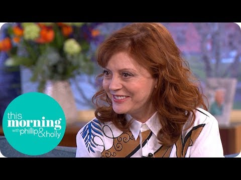 Susan Sarandon Was Told She Would Never Get Parts Once She Reached 40  This Morning