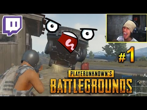 PEENOISE PUBG FUNNY & Epic MOMENTS #1 | First Time Playing!