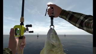 FISHING PLANET # PT- BR #MICHIGAN BASS DA BOCA PEQUENA ÚNICO