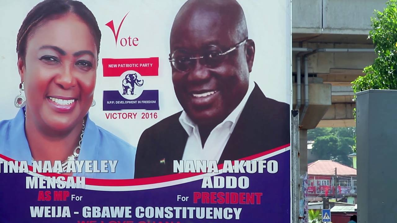 great ampong victory song for npp