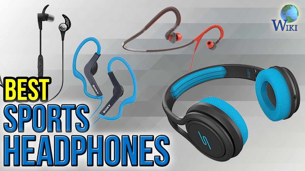 2f43bc11e91 10 Best Sports Headphones 2017 - YouTube