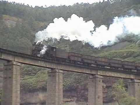 China Steam, Narrow Gauge, Weiyuan Coal Mine 2