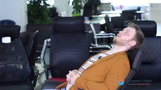 Обзор роскошного кресла руководителя CGH80-1STG.QYP из натуральной кожи черного цвета