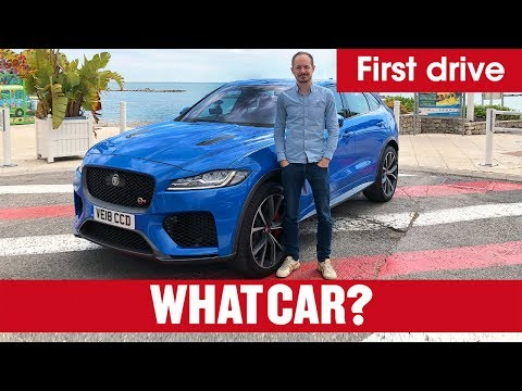 2020 Jaguar F-Pace SVR Review – New V8 Porsche Macan Rival | What Car?