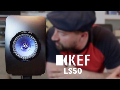 KEF LS50 — ну очень хорошие колонки